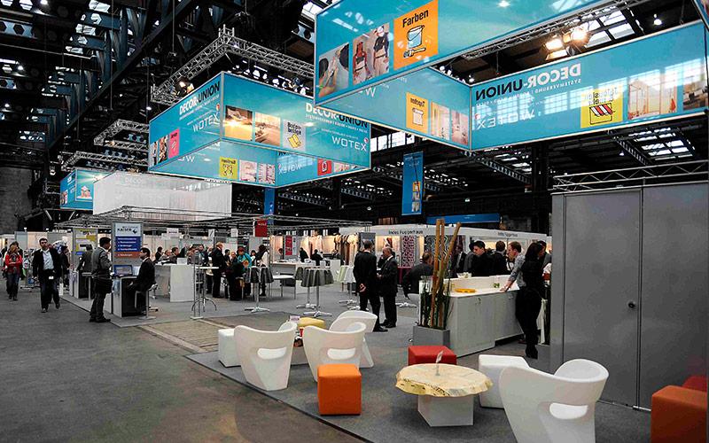 DECOR UNION Messestand Prisma Plan Messen Events Simple By Design Event Decor