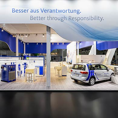 Beko - Better products and services, and trade fair stands out of a sense of responsibility