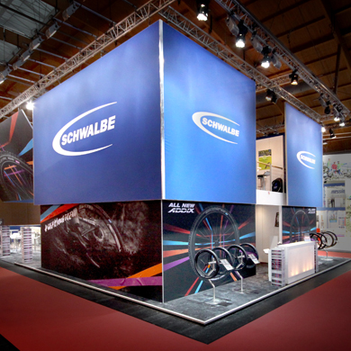Schwalbe shows their profile at the Eurobike trade fair!