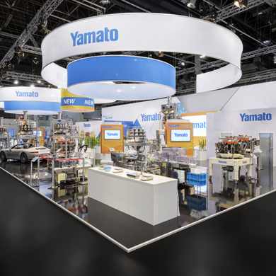 Yamato - latest technology and high-tech in the weighing systems sector